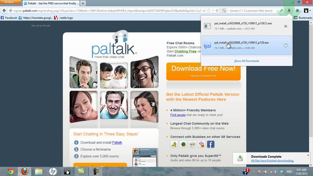 download paltalk macbook air