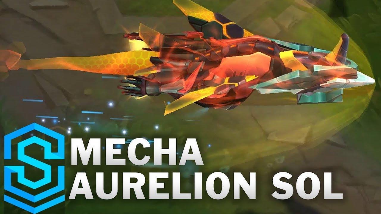 Aurelion Sol Mecha