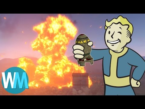 Top 10 Deadliest Video Game Weapons