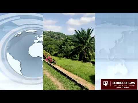Texas A&M Law Global Programs field trip: Ghana