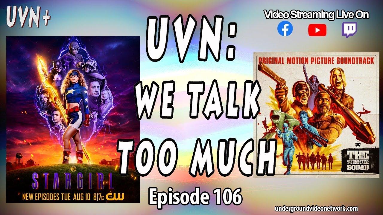 UVN: We Talk Too Much 106