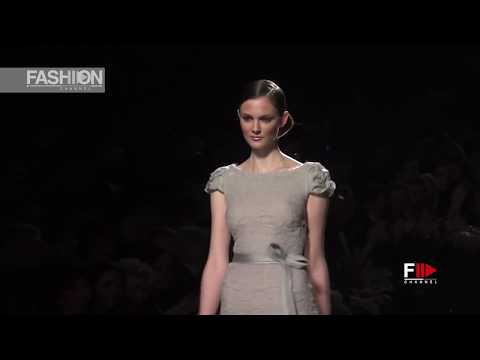 TONY WARD Haute Couture Spring Summer 2011 - Fashion Channel