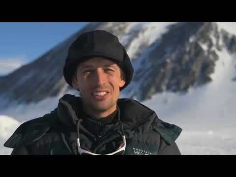 Trip to Antarctica - What Would It Take To Discover The Edge