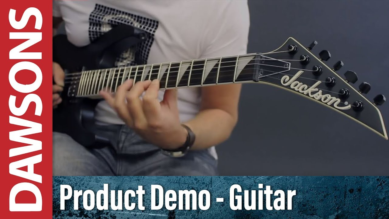 Jackson JS22 Dinky Review – A Perfect Metal Head's Guitar ... on