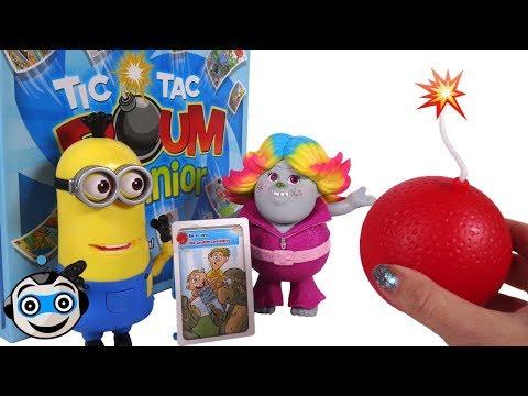 Tic Tac Boum Junior 💥
