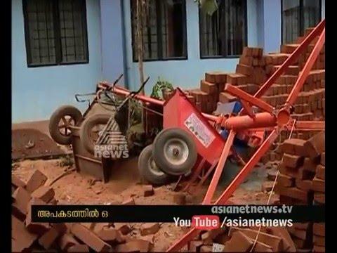 Lift Accident in Cochin University; One Dead   FIR 19 Apr 2016