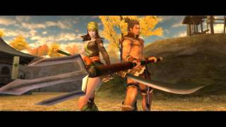 Sengoku BASARA Samurai Heroes TGS Trailer: Tsuruhime Gameplay