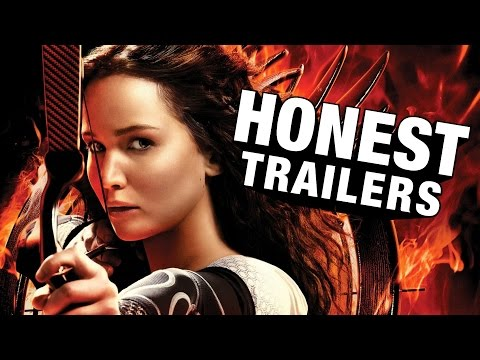 Thumbnail: Honest Trailers - The Hunger Games: Catching Fire
