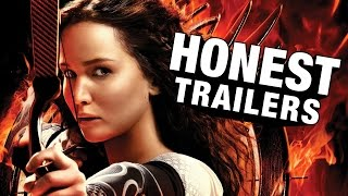Honest Trailers - The Hunger Games: Catching Fire thumbnail
