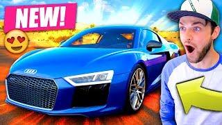 I'M GETTING A NEW CAR...!