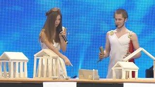 КВН Театр уральского зрителя - 2016 Первая лига Первая 1/4 Домашка