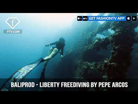 Pepe Arcos Baliprod Photo & Video Production Agency Freediving | FashionTV | FTV