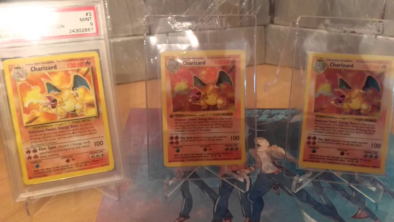 Pokemon Card Q&A: How to tell if your Charizard is first edition or  shadowless