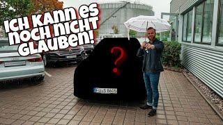 Mein NEUES AUTO - Abholung in München | Endlich wieder V8 und erstmals über 600 PS!