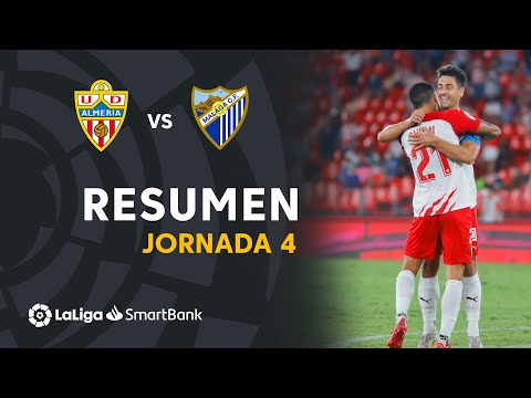 Almeria Malaga Goals And Highlights