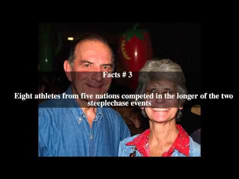 Athletics at the 1900 Summer Olympics – Men's 4000 metres steeplechase Top # 6 Facts