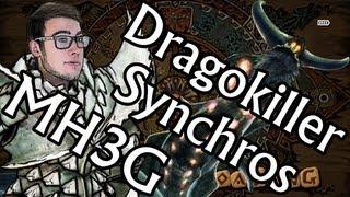 Dragokiller Synchros: 【MH3U/MH3G】 Monster Hunter Tri G - König Ceadeus