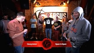 Download VERSUS #3: Oxxxymiron VS Крип-А-Крип Mp3 and Videos