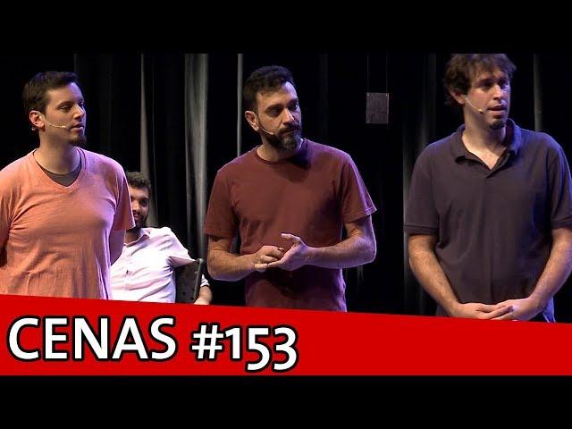 IMPROVÁVEL - CENAS IMPROVÁVEIS #153
