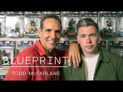 Spider-Man to Spawn, How Todd McFarlane Became the Biggest Comic Book Artist Ever | Blueprint