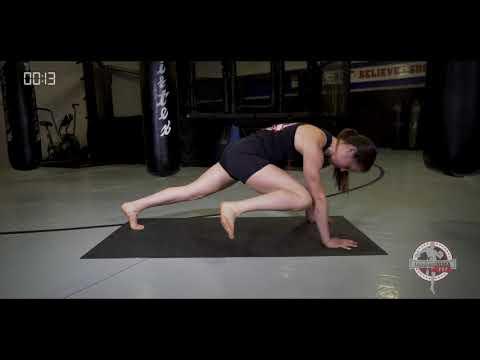 Beginner Level Abs Plank Workout – LombardMMA-FIT Abdominal Routine #3 (Beginner)