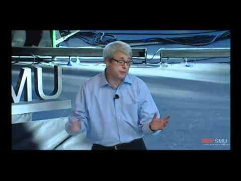Roundtrip spirituality | Rabbi David Stern | TEDxSMU