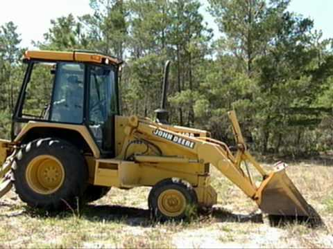 AFQTP - BACKHOE OPERATIONS - EXCAVATE, LOAD, AND BACKFILL MATERIAL