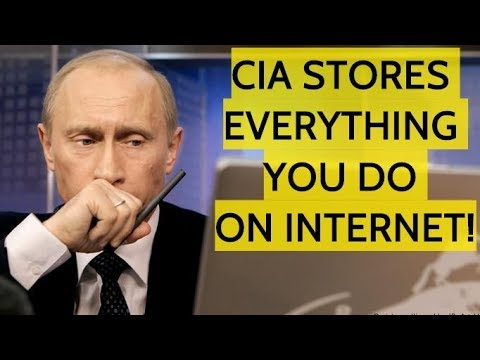 Putin: They Can See, Hear, And Read All That You Say On Internet! Russia Needs Digital Sovereignty!