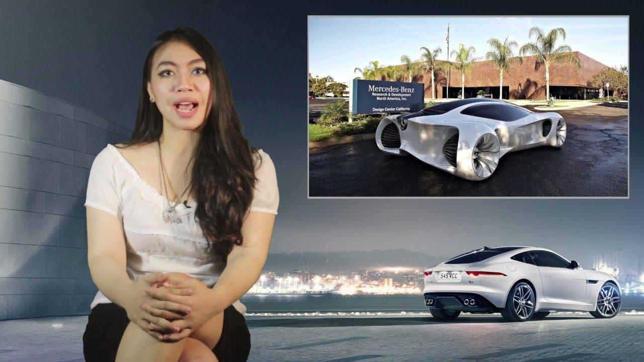 5 Konsep Teknologi Mobil Masa Depan