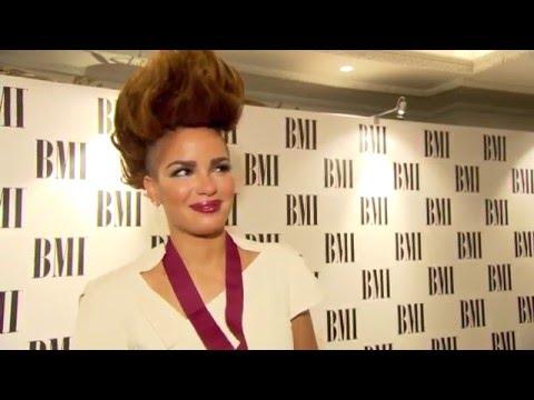 Eva Simons Interview - The 2012 BMI London Awards