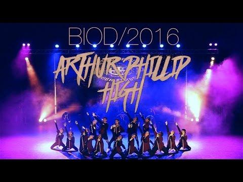 BIOD/2016 | SYDNEY | Arthur Phillip High School