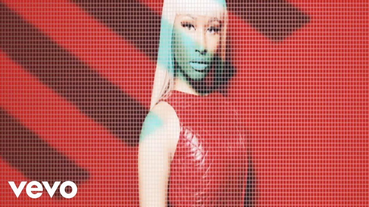 Nicki Minaj - Anaconda (Lyric Video) - YouTube