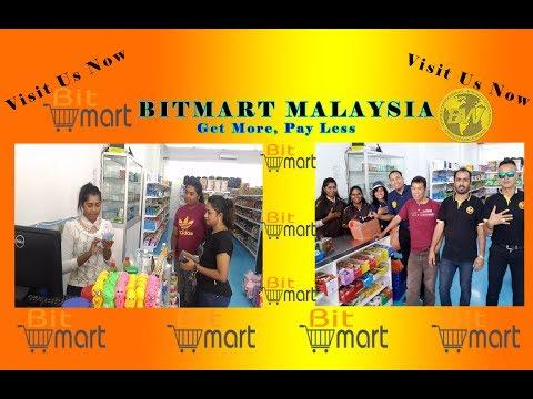Bitmart Kapar Malaysia