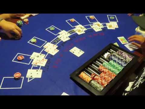 Monthly Blackjack Night 42719 Game 3 Of 3