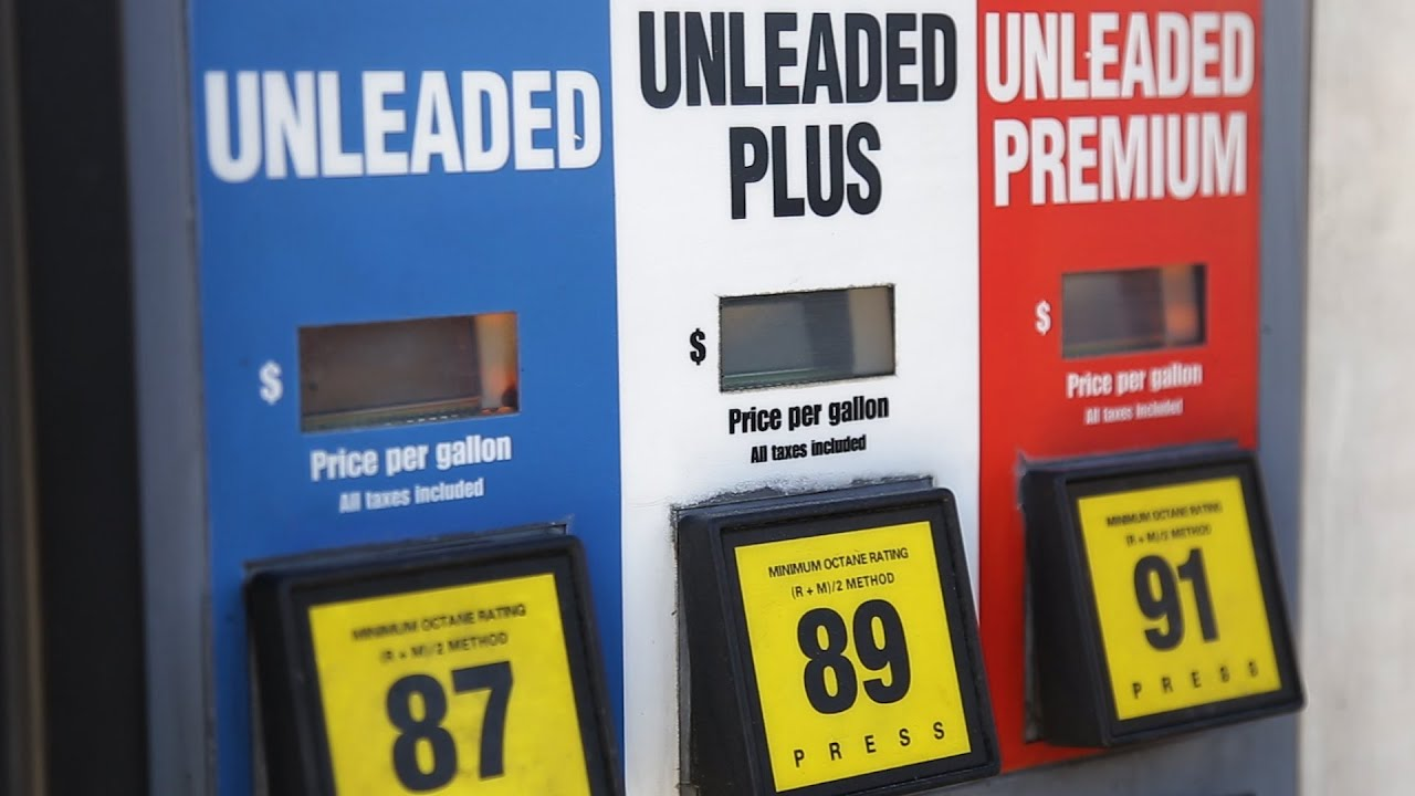 Gas Stations In California >> What S Behind The Mystery Surcharge At Some California Gas
