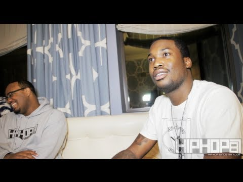 Meek Mill Talks Cassidy Beef, DreamChasers 3, DreamChasers Records & Addresses The Haters (Video)