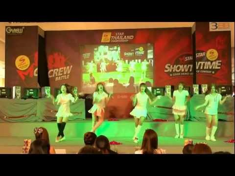 120623 LumiPluz cover Girl's Day - Mstar Show Time Cover Dance Contest