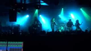 Satyricon - The Infinity Of Time And Space live @ Orion Roma 2013 [1080p Audio HQ]
