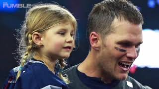 Tom Brady LEAVES Radio Interview After Host Calls His Daughter a