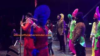 Ninja Feat Parmish Verma A-kay  Latest Live Birmingham Show 2017 Official HD Video