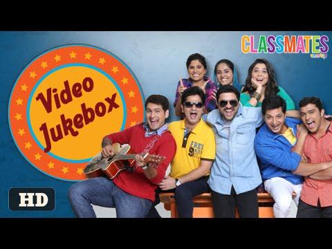 Classmates - All Songs - Video Jukebox Marathi - Sai Tamhankar, Ankush Chaudhari, Sonalee Kulkarni