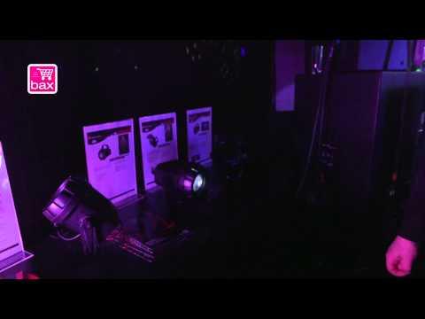 Musikmesse 2013 - American DJ Micro Burst en Micro Moon