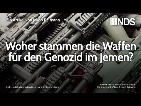 Woher stammen die Waffen für den Genozid im Jemen? | Jakob Reimann | NDS | 18.03.2020