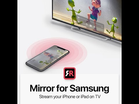 mirror for samsung tv free trial