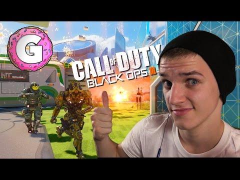 UN CACHE-CACHE DE FOU !!! (Black ops 3)
