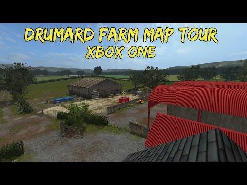 Drumard Farm Map Tour | Xbox One.