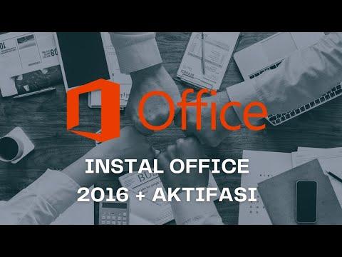 Cara Install Office 2016 + Aktivasi !