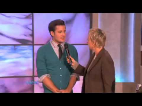 Nick Pitera - A whole new world  - live on a american talkshow