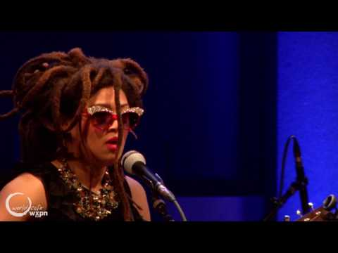 "Valerie June  - ""Astral Plane"" (Recorded Live for World Cafe)"