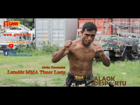 Lalaok Desportu GMNTV espcial edisaun MMA Timor Leste, Eps 22 Versaun Kompleitu